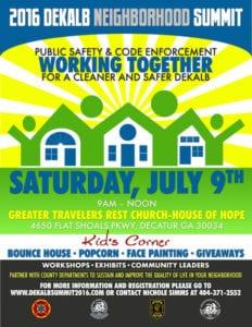 lee-may-dekalb-neighborhood-summit-flyer-6-15-16-blast