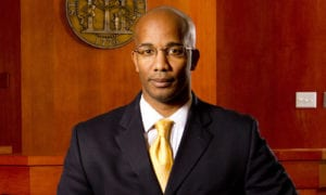 Dekalb County DA, Robert James.  Photo by John Disney/Daily Report.