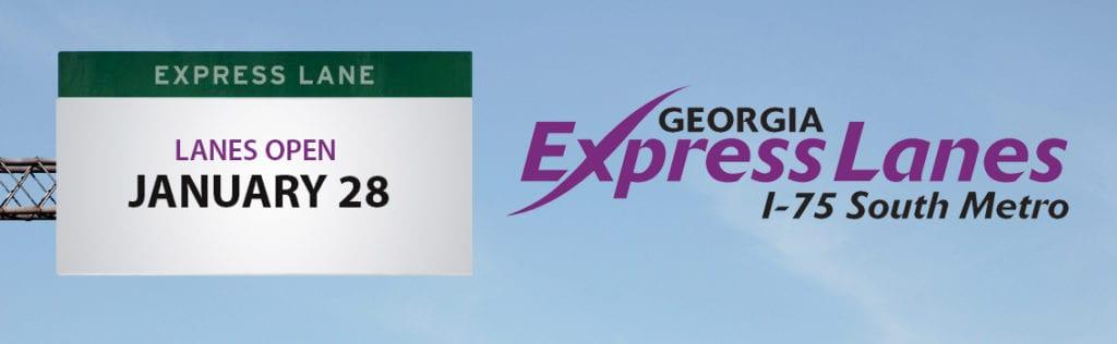 Express Lanes Open Jan 28