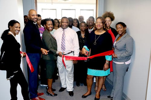 The Stephens Agency Celebrates Ribbon Cutting At New