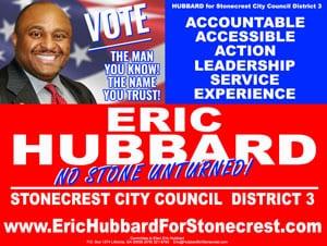 Eric Hubbard March 2017