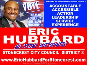 Eric Hubbard March 2017