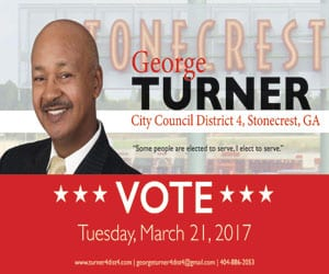 George Turner Stonecrest March 3 AD