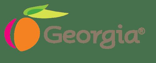 Georgia-Peach-Logo