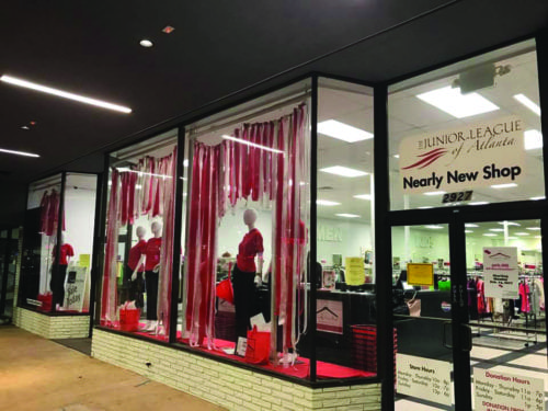 Nearly New Shop