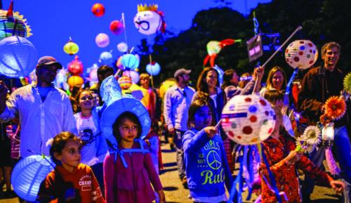 coming up decatur lantern parade (dekalb)