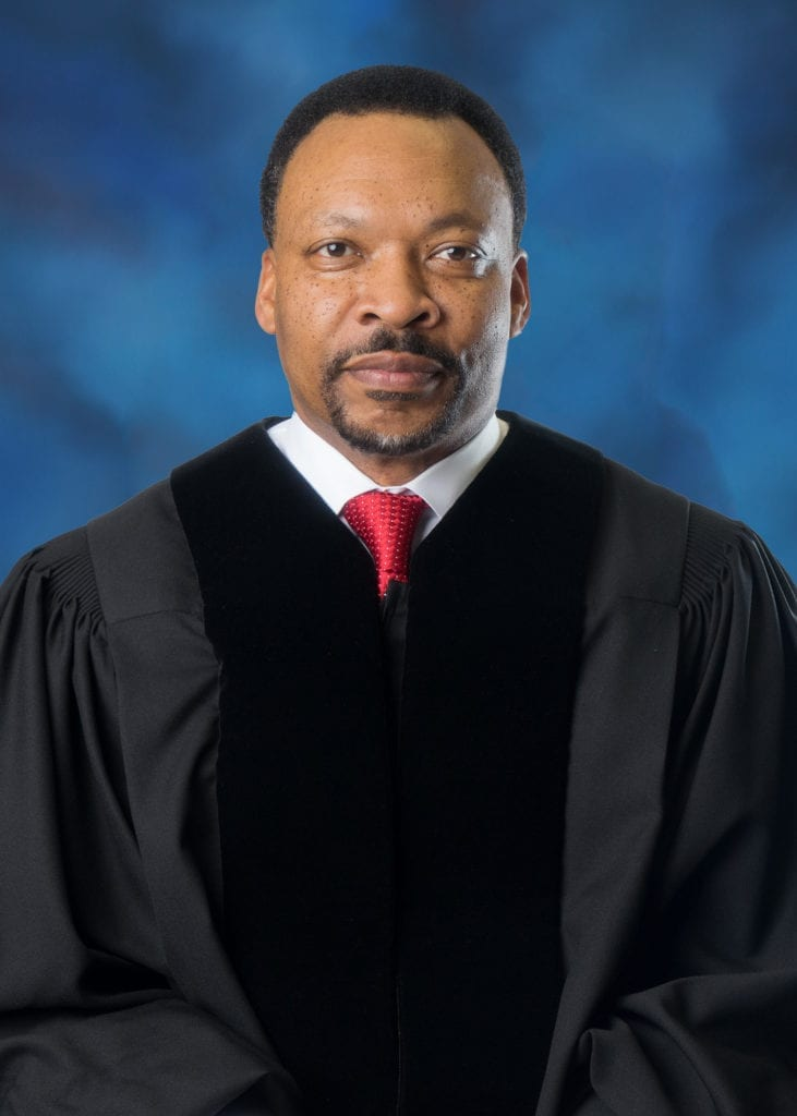 Judge Clarence Cuthpert - Who's Next???®