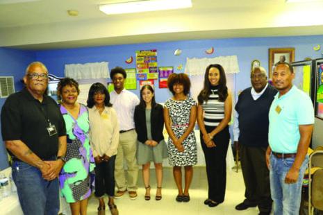 Rockdale NAACP scholarship award