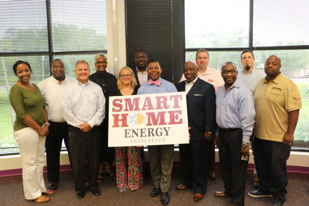 Smart home energy