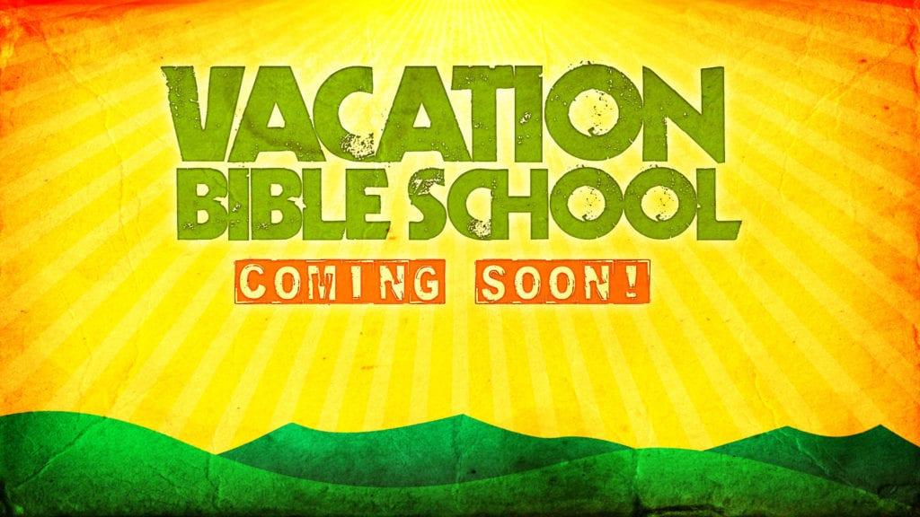vacation bible school