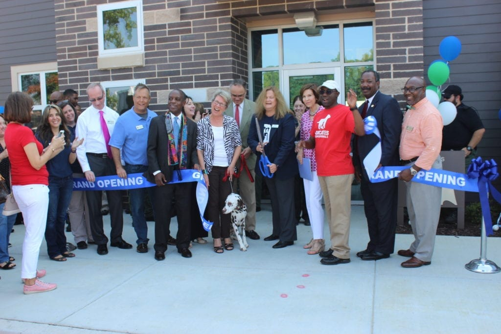 grand opening (lead photo)
