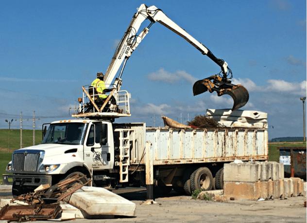 Seminole landfill