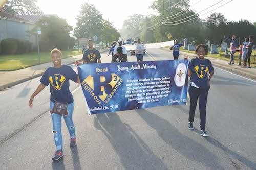 benton retirement parade 2