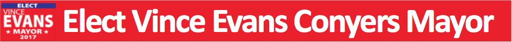 Elect Vince Evans