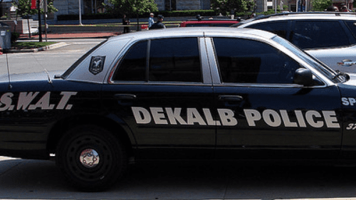 dekalb-county-police-car