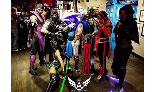 stonecrest library to present african american cosplayers on