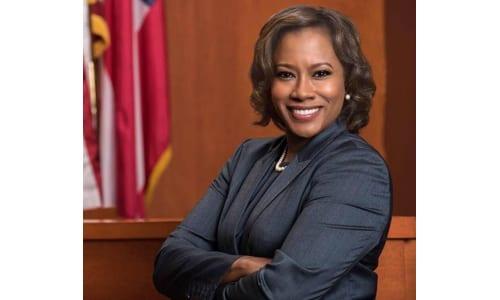 DeKalb County District Attorney Sherry Boston WEB