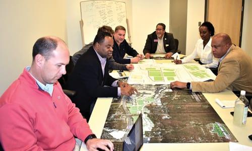 Pre-permitting process begins for Atlanta Sports City's groundbreaking