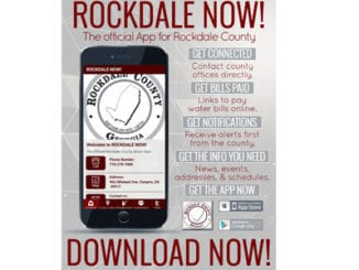 Rockdale NOW! App unveiled to keep citizens in the know