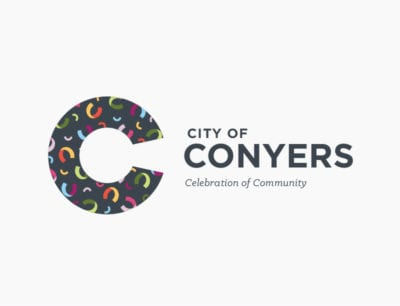 conyers city logo