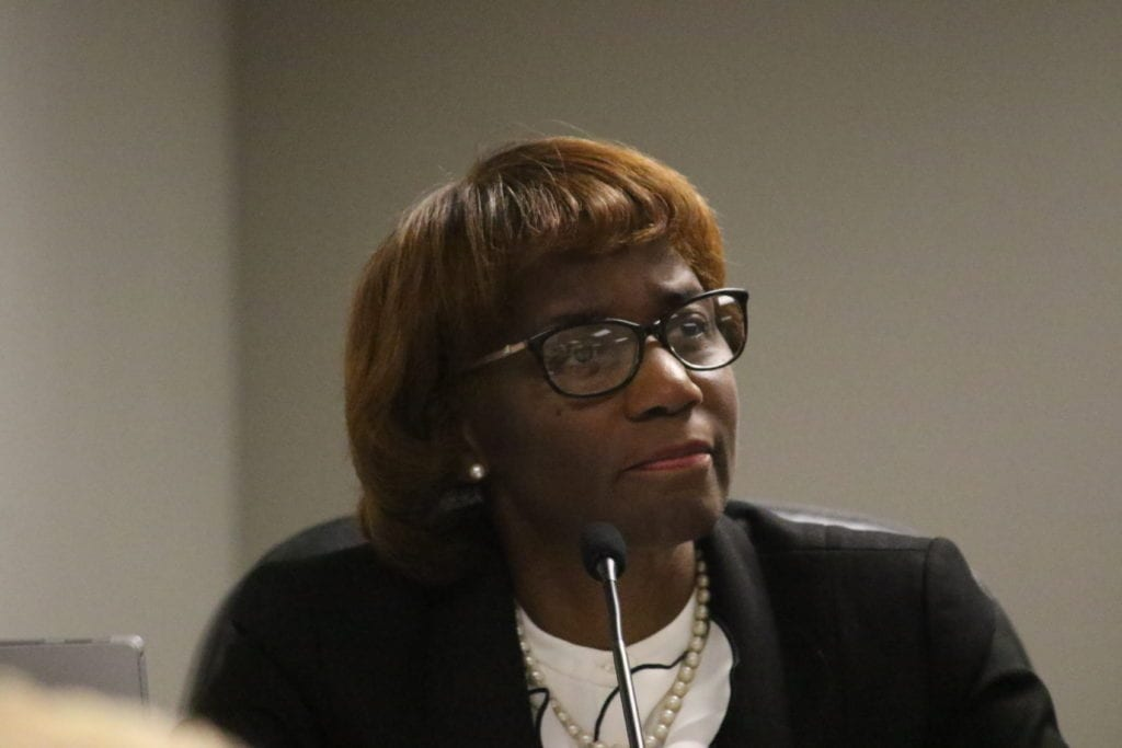Councilwoman Diane Adoma requested an updated organization chart, along with updated costs for expenditures and revenues and said that the council needed more information about the budget.