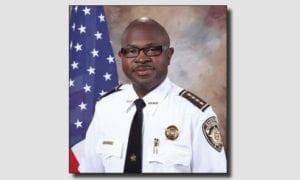 Sheriff Eric J. Levett