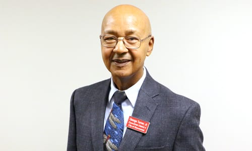 Stonecrest City Councilman George Turner