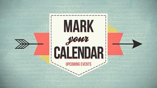 Mark Your Calendar On Common Ground News 24 7 Local News