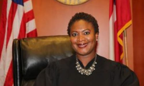 Judge Kiesha Storey