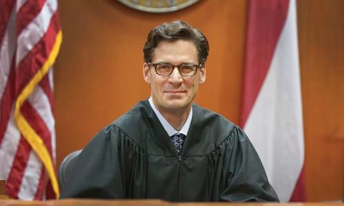 DeKalb County Superior Court Judge J.P. Boulee