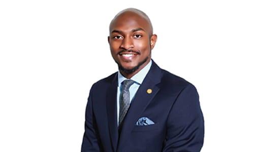 Minister Tyler Joshua Green