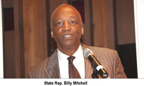State Rep. Billy Mitchell