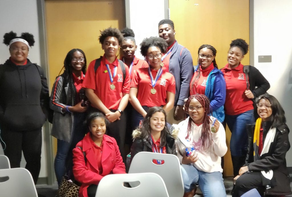 RCHS debate team wins at Atlanta Urban Debate League tournament