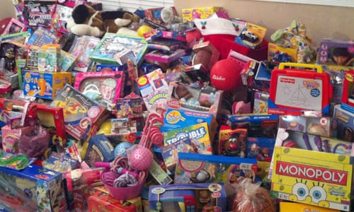 "2020 Annual Christmas Toy Giveaway Covinton Ga Kingdom Builders Church to host ""13th Annual Big Toy Giveaway"" Dec"
