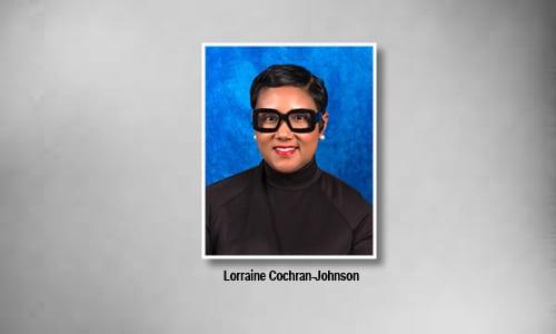 Lorraine Cochran-Johnson