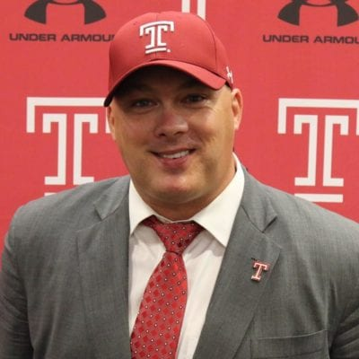 geoff collins georgia tech head coach