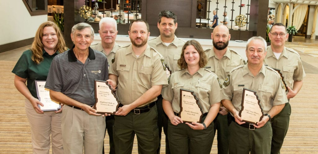 State Park Honorees, p. 9
