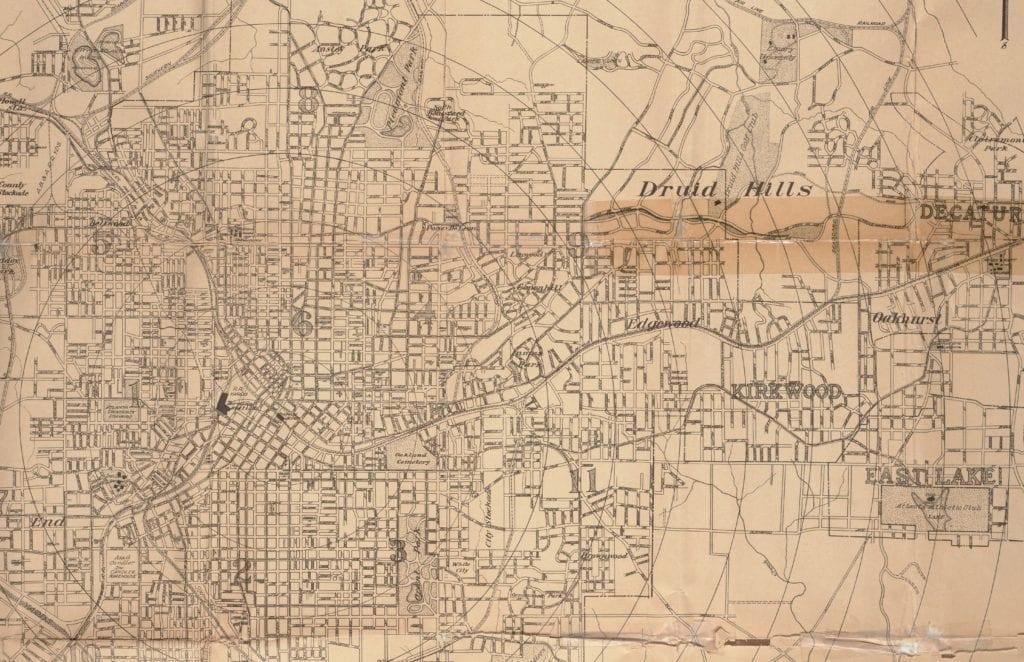 DHC Press Release - Atlanta Map