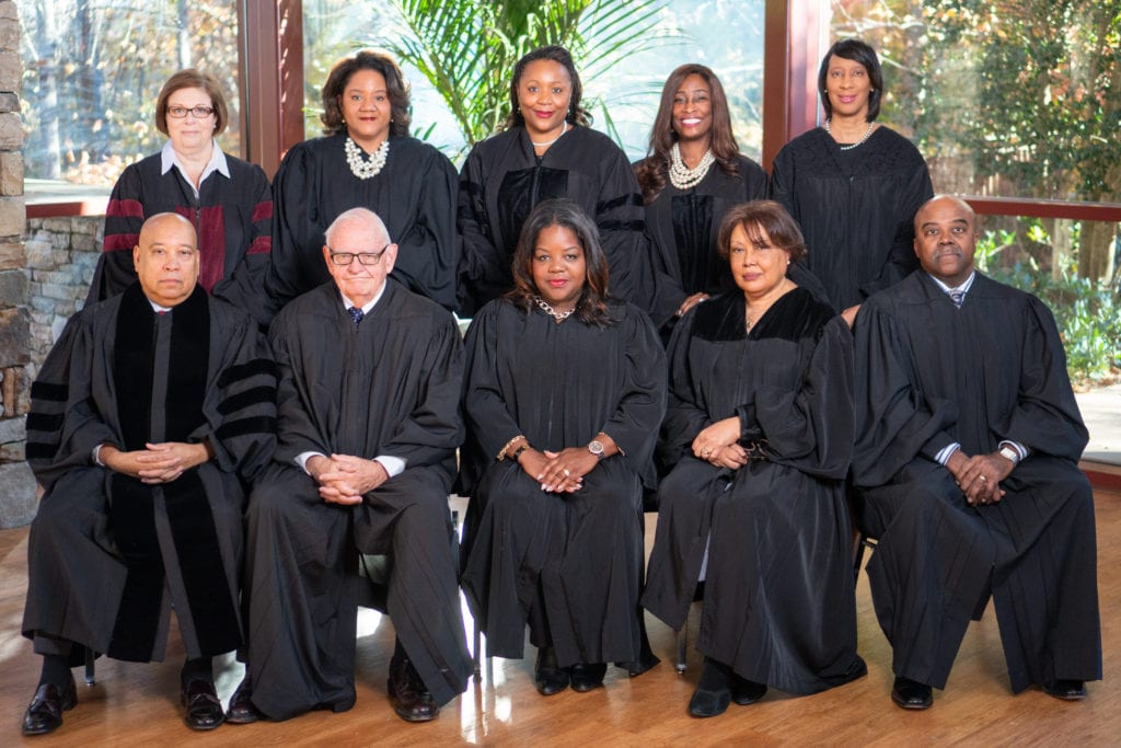 DeKalb Superior Court Judges