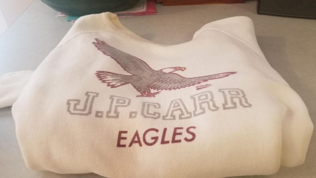J P Carr