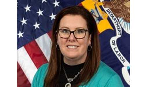 Division Administrator Cheryl Stanton
