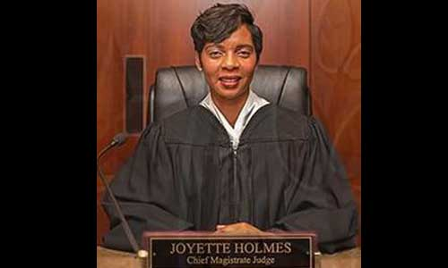 Joyette Holmes