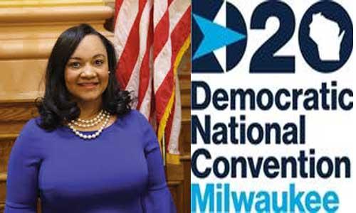 Nikema Williams, DNC Member