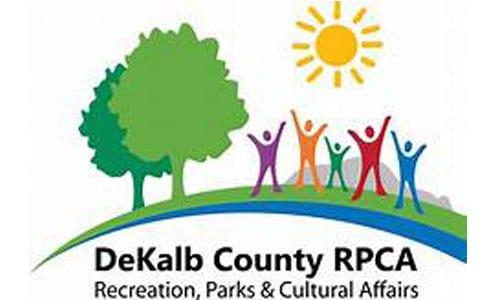 DeKalb County recreation centers