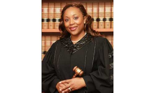 Judge Tangela Barrie