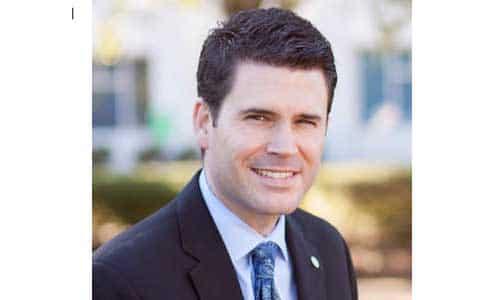 Gwinnett Tax Commissioner Richard Steele