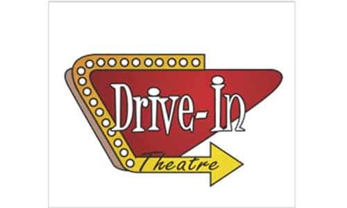 Drive-In Movie logo 11