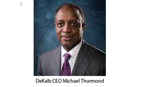 DeKalb CEO Michael Thurmond 1