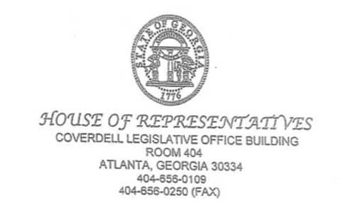 Georgia House Democractic Caucus logo