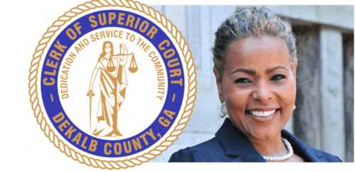DeKalb County Clerk Debra DeBerry